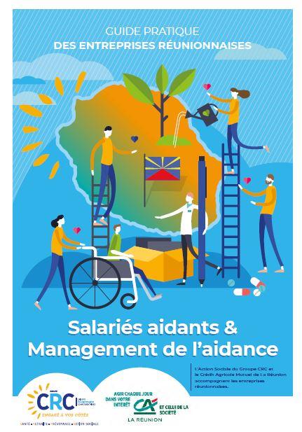 Couverture Guide pratiques salariés aidants